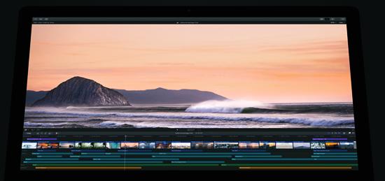 Final Cut Pro X ของ Apple