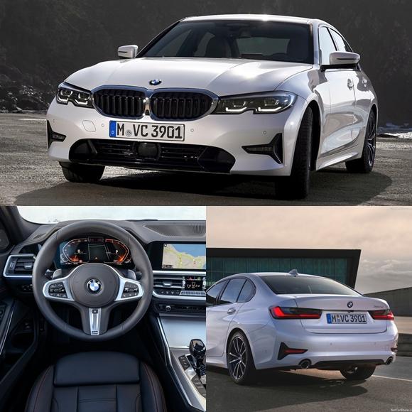 รถหรู BMW 320d Sport Line (2019)