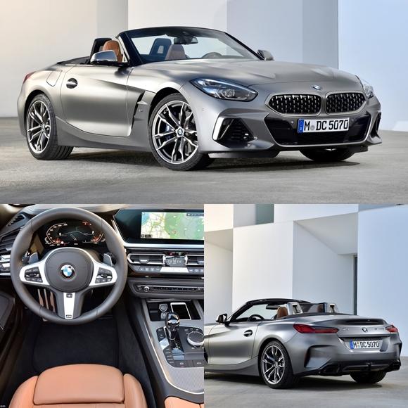 รถหรู BMW Z4 2019