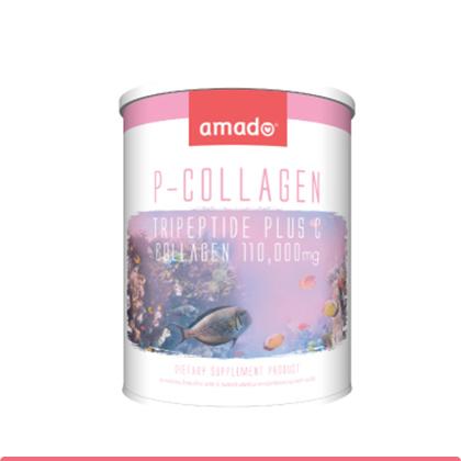 Amado P Collagen Japan