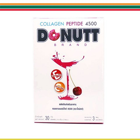 Donut Collagen Peptide 7-11