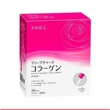 Fancl Deep Charge Collagen Japan Stick Jelly