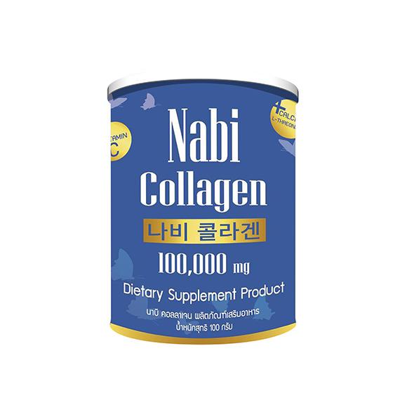 นาบีคอลลาเจน เกาหลี Nabi Collagen