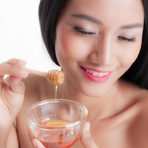 น้ำผึ้งช่วยกระชับรูขุมขน
