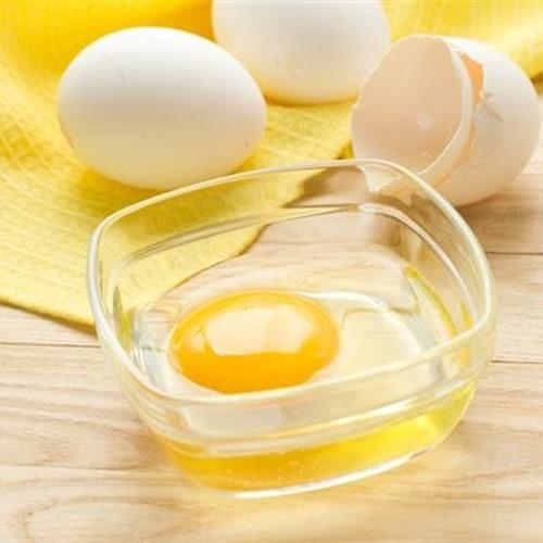 ไข่ขาวลอกสิวเสี้ยน