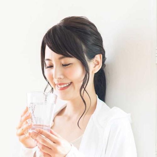 ดื่มน้ำให้มากขึ้น